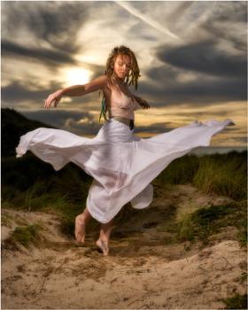 Dancing in the Dunes