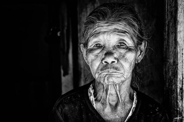 Tribal Portrait... by clicknimagine