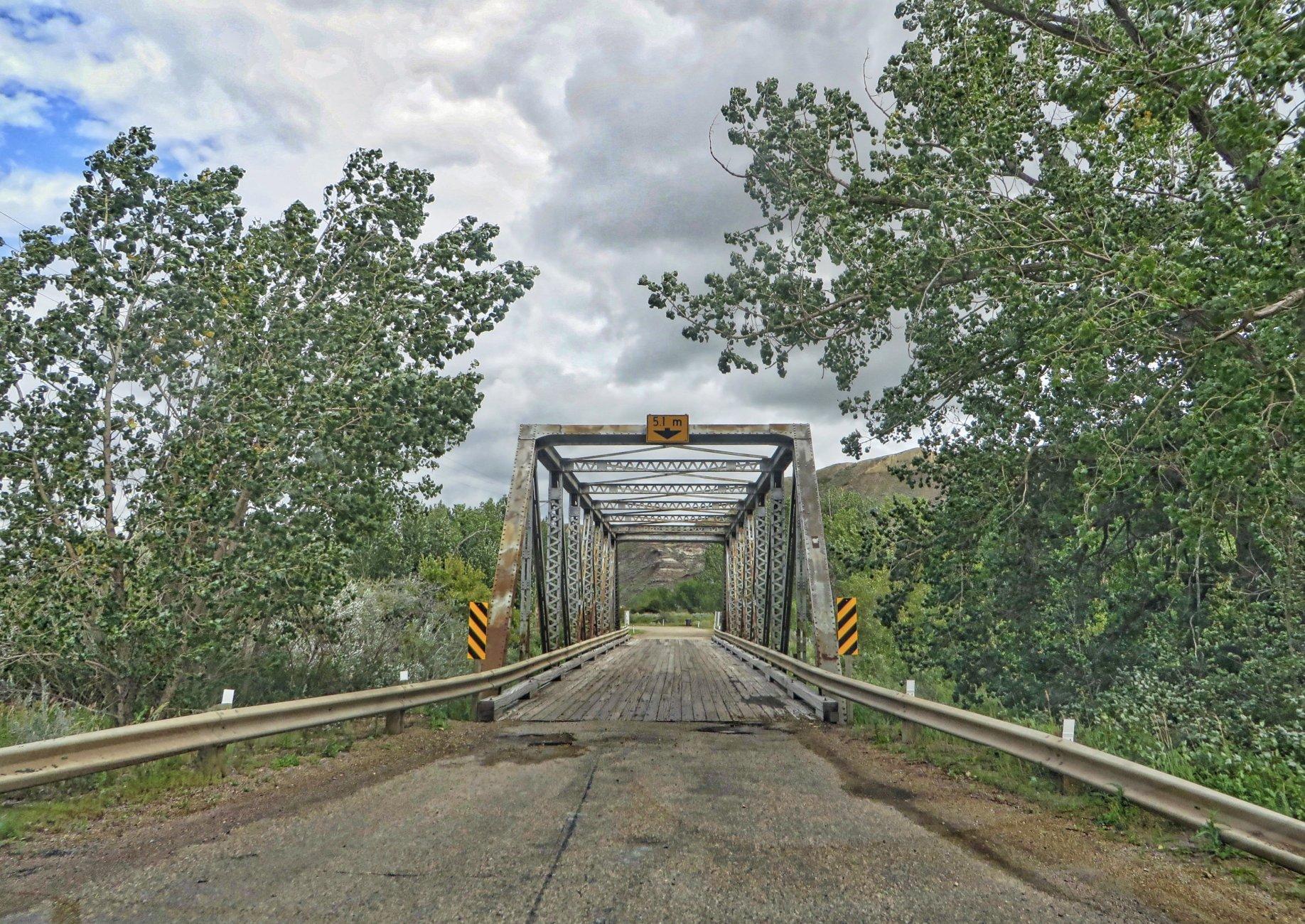 Eleven Bridges Road
