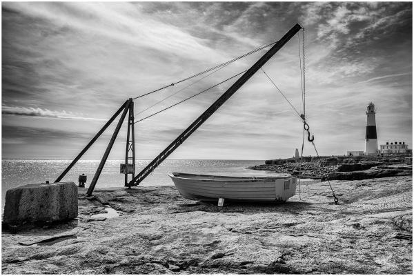The Boat Crane by RolandC