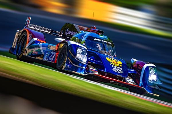 Le Mans series LMP1 by jcannon