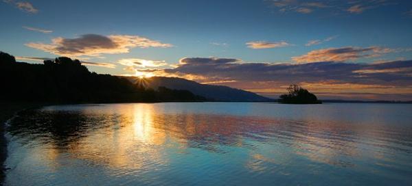 Loch Leven by Eckyboy