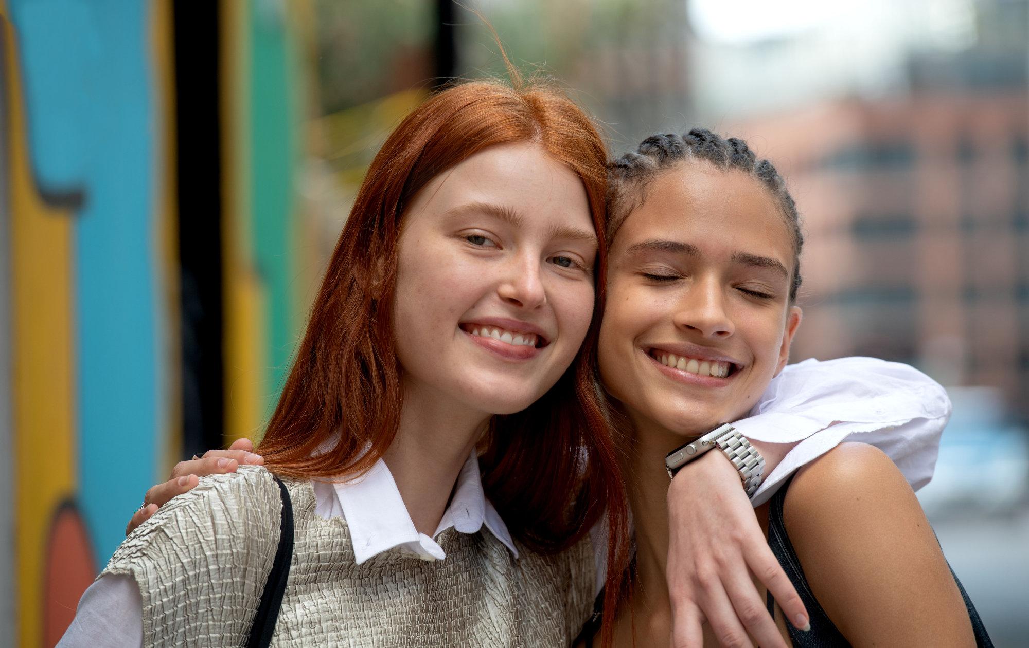 Shoreditch - 16 Sep 21 - Jade & Katerina