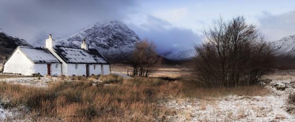 Looking Back.....Black Rock Cottage. by Alex64