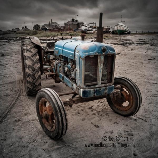 Birling Workhorse by NoelBennettPhotography