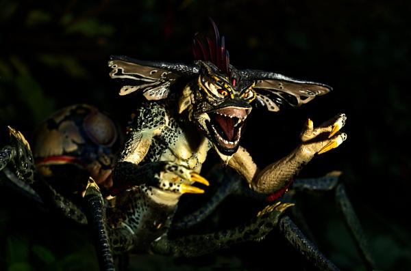 Spider Gremlin by tincanstorm