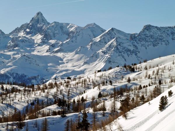 Pic de Rochebrune by GPMASS