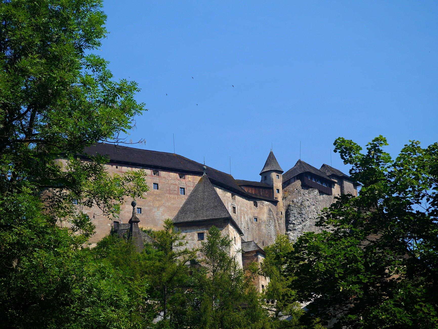 castle Orava-Slovakia