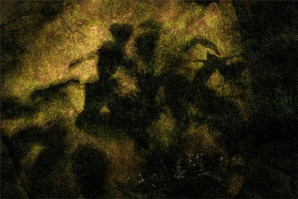Battle At Mossy Rock by tvhoward950