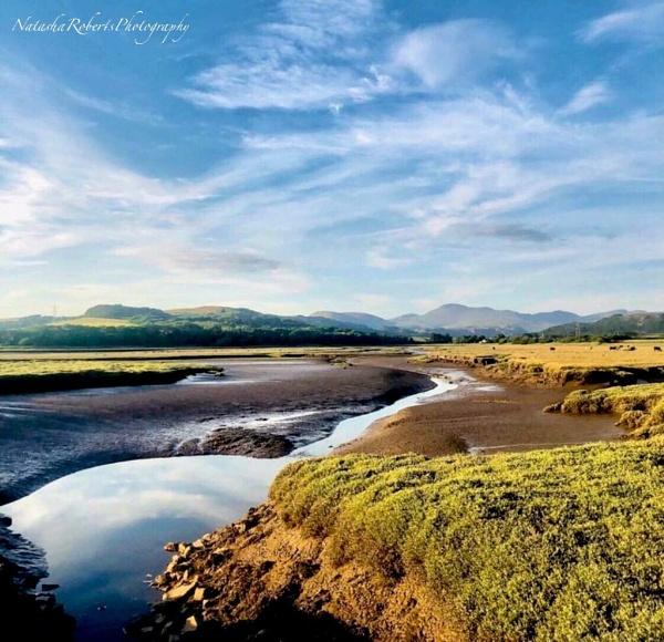 River near ravenglass by Natz88895