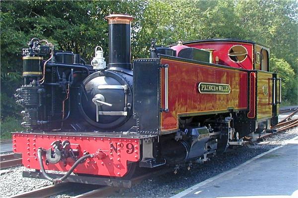 Engine No 9 by blrphotos