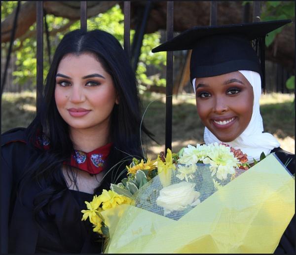 Graduation Flowers. by lifesnapper