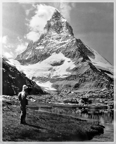 The Matterhorn by Sylviwhalley