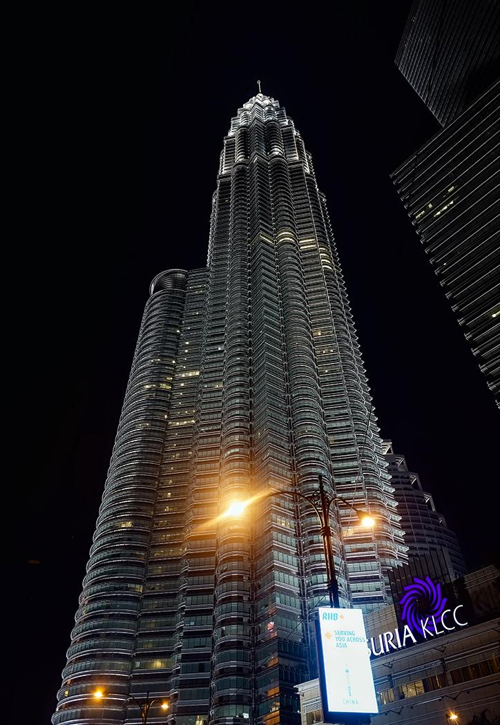 Single Petronas Tower
