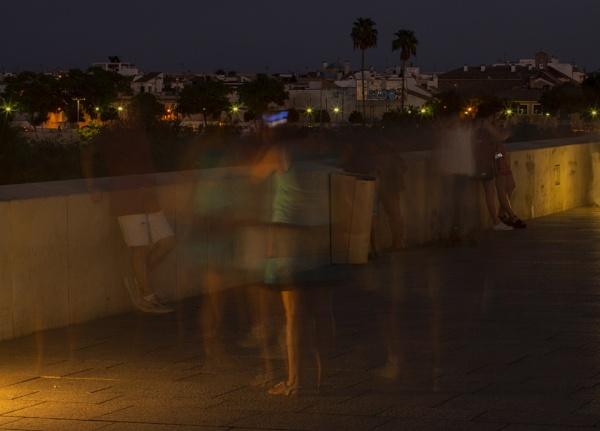 Ghosting in Cordoba by rontear