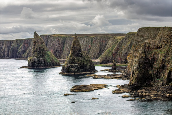Duncansby stacks by mjparmy