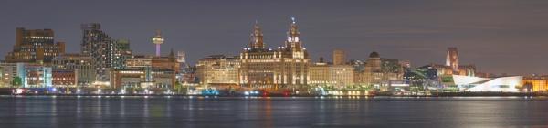 Liverpool Waterfront by jasonrwl