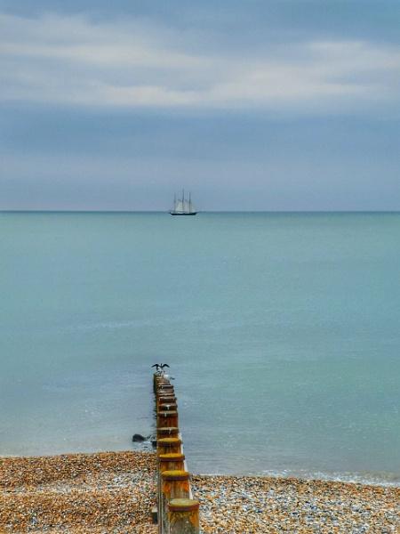 Eastbourne dreams an Indian Summer. by StevenBest