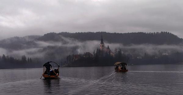 Lake Bled. by dusfim