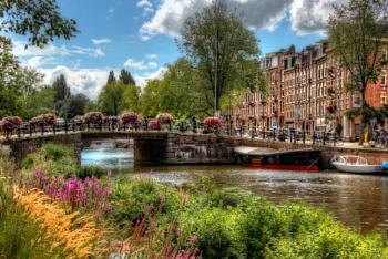 Summer In Holland