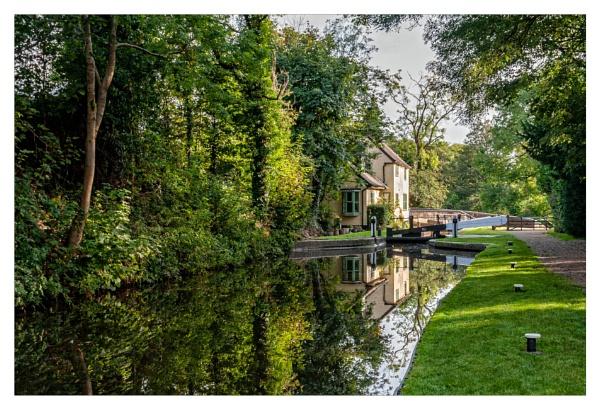 Whittington Lock by DicksPics