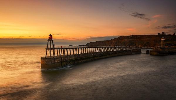 Whitby Dawn by BIGRY1