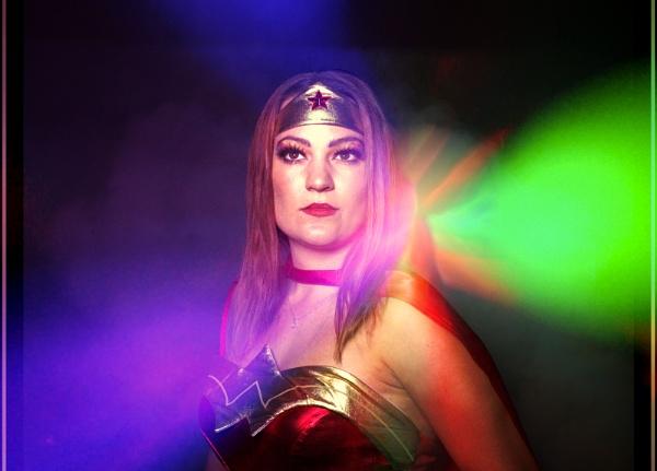 Wonder Woman by eyelevelphotographyuk