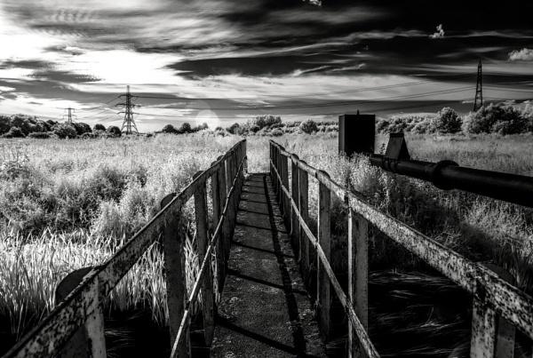 The old footbridge by Shedboy