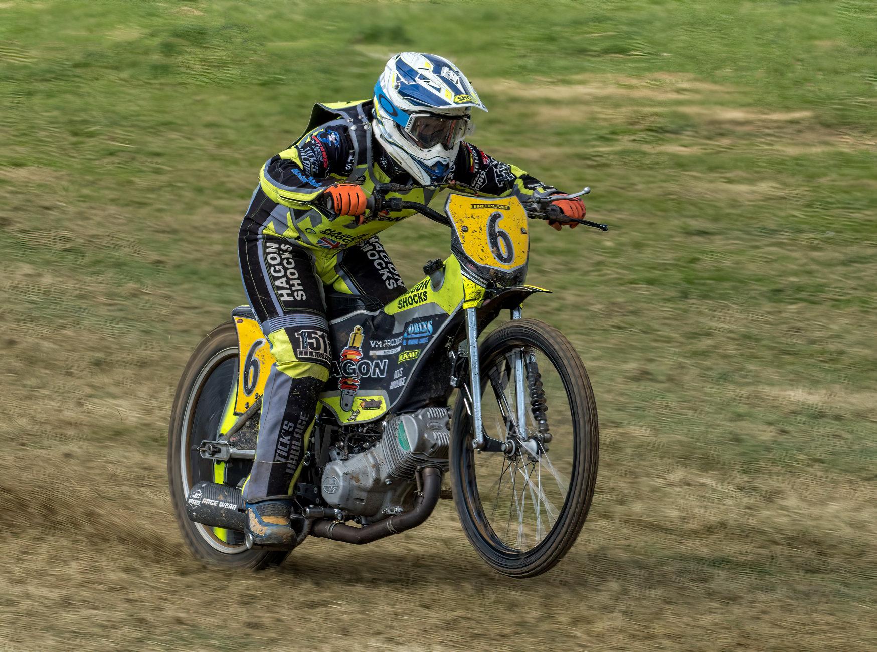 Grass Track Racing.
