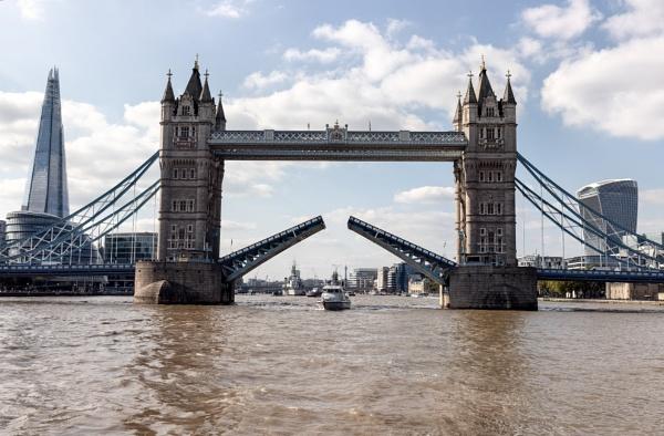 Tower Bridge by suejoh