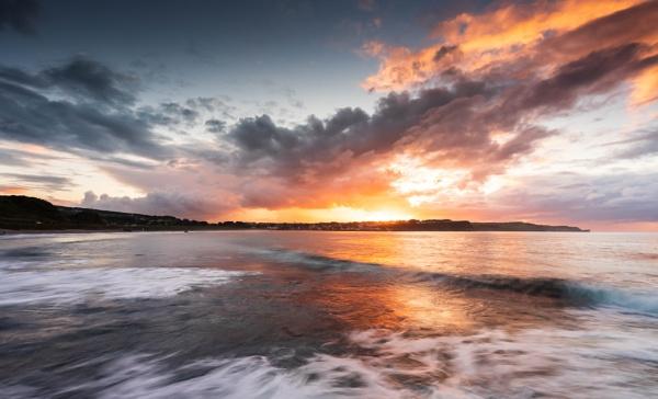 Sun and Sea by PMWilliams