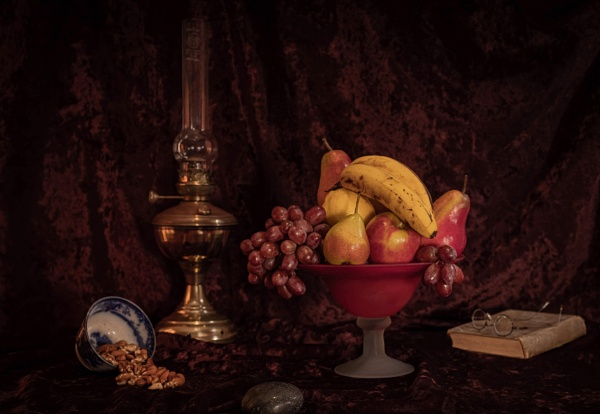 The Fruit Bowl by Prizm
