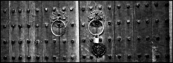 DOOR HANDLES by SOUL7