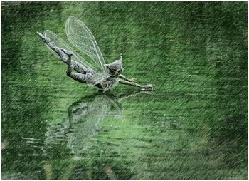 Trentham Fairy