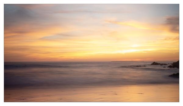Woolacombe sunset by suemart