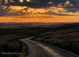 Early morning Corney Fell