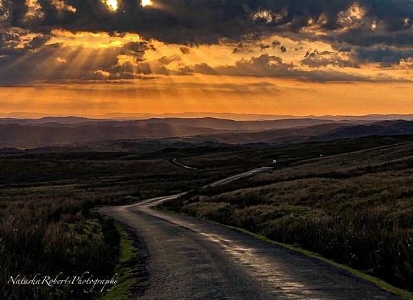 Early morning Corney Fell by Natz88895