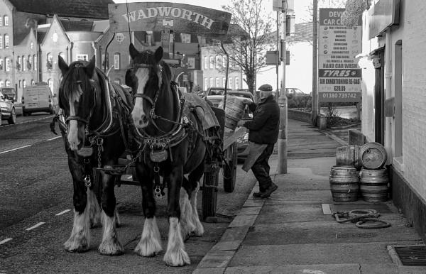 Horse power by Ffynnoncadno