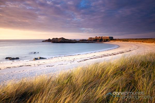 Saye Beach, Alderney by danedmundsphotography