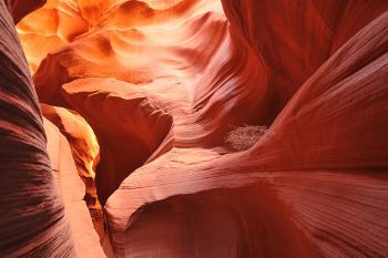 Slot canyon patterns