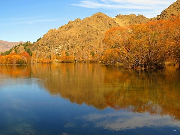 Lake Benmore 60 by DevilsAdvocate
