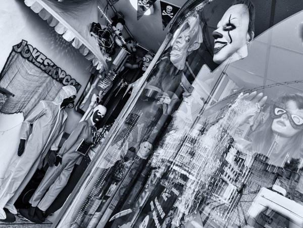The Joke shop. by franken
