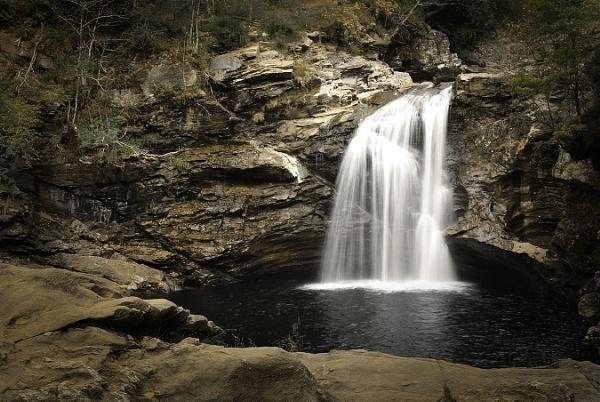 Falls of Falloch. by mex