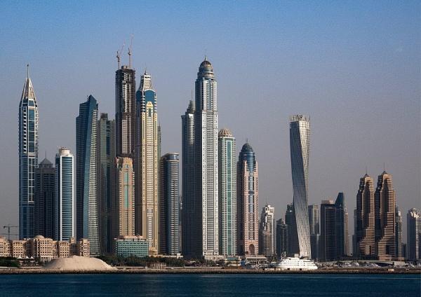 Dubai by KdyTeejay