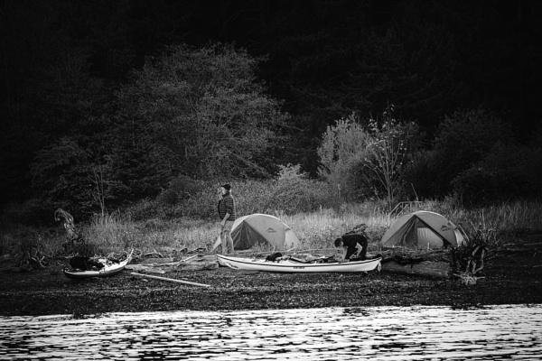 Camping by Daisymaye
