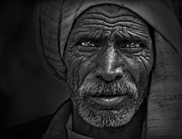 A Desert Warrior by Shibram