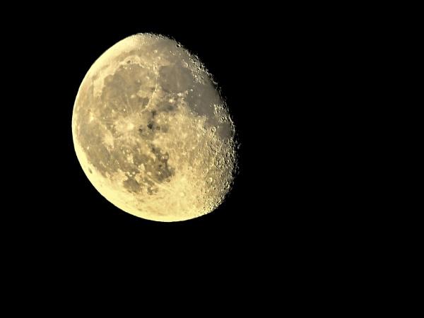 "My Moon Shot \""2\"" by Friendlyguy"