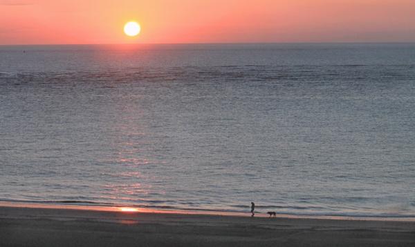 Lowestoft sunrise by michaelfox