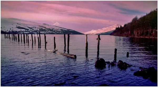 Ben Lawers, Loch Tay by mac