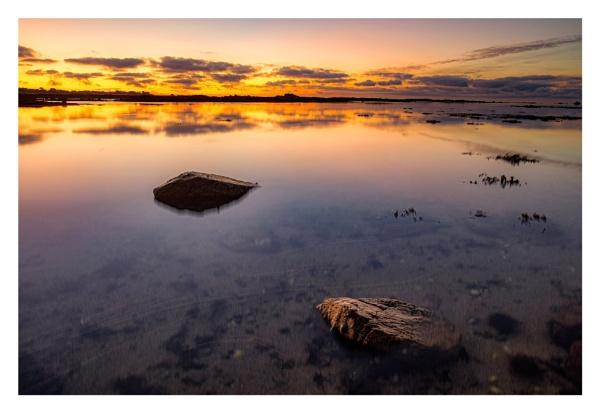 Sunrise Reflection by happysnapper
